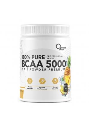 BCAA 5000 Powder 550 гр (Optimum System)