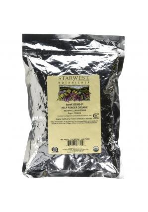 Organic Kelp Powder 453,6 гр (Starwest Botanicals)