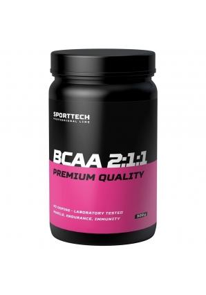BCAA 2:1:1 500 гр (Спортивные Технологии)
