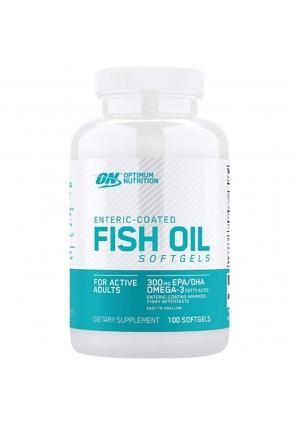 Fish Oil Softgels 100 капс. (Optimum Nutrition)
