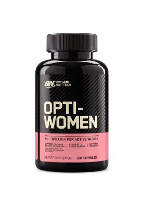 Opti-Women 120 капс. (Optimum Nutrition)