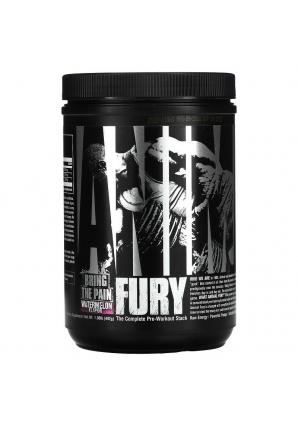 Animal Fury 492 гр (Universal Nutrition)