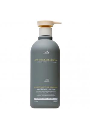 Шампунь против перхоти Anti-Dandruff Shampoo 530 мл (Lador)