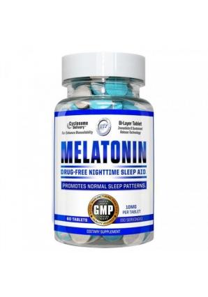 Pharmaceuticals Melatonin 10 мг 60 таб (Hi-Tech Pharmaceuticals)
