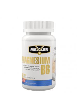 Magnesium B6 60 табл (Maxler)