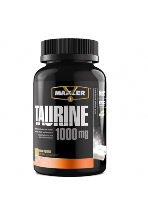 Taurine 1000мг 100 капс (Maxler)