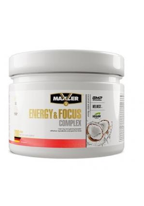 Energy and Focus Complex 200 гр (Maxler)