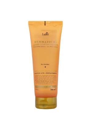 Шампунь против выпадения волос (для тонких волос) Dermatical Hair-Loss Shampoo For Thin Hair 200 мл (Lador)