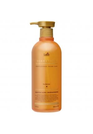 Шампунь против выпадения для тонких волос Dermatical Hair-Loss Shampoo For Thin Hair 530 мл (Lador)