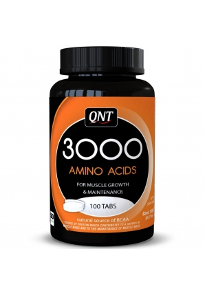 Amino Acid 3000 100 табл (QNT)