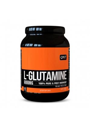 L-Glutamine 6000 мг 500 гр (QNT)