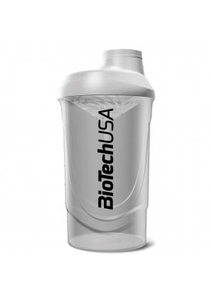 Шейкер Shaker Wave 600 мл (BiotechUSA)