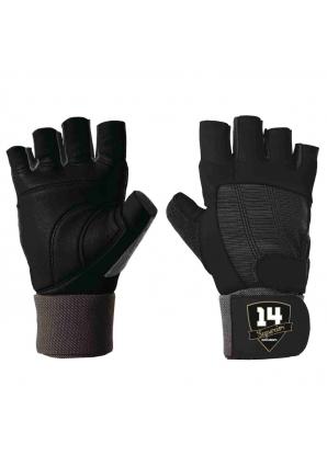 Перчатки черные (Superior 14 Supplements)