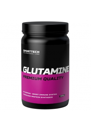 Glutamine 500 гр (Спортивные Технологии)