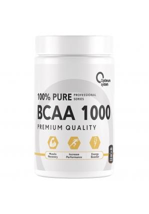 BCAA 1000 400 капс (Optimum System)