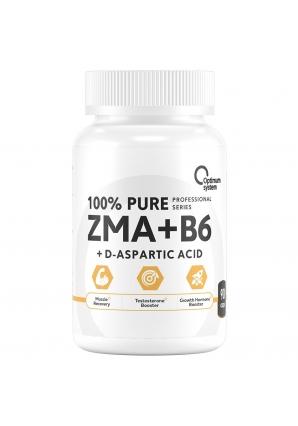 ZMA + B6 90 капс (Optimum System)