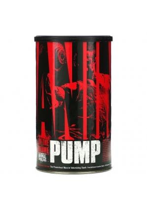 Animal Pump 30 пак. (Universal Nutrition)