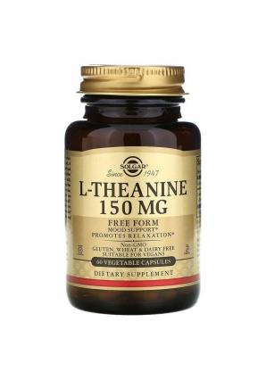 L-Theanine 150 мг 60 капс (Solgar)