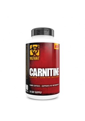 Carnitine 750 мг 90 капс (Mutant)