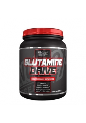 Glutamine Drive Black 1000 гр (Nutrex)