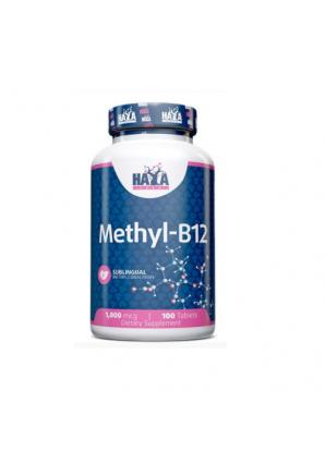 Methyl B-12 1000 мг 100 кап (Haya Labs)