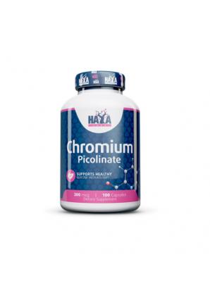 Chromium  Picolinate 200 мг 100 капс (Haya Labs)