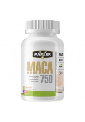 Maca 750 мг 90 капс (Maxler)