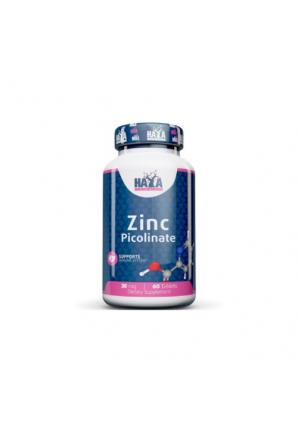 Zinc Picolinate 30 мг 60 капс (Haya Labs)
