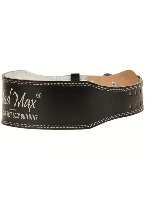 Пояс Leather belt MFB245 черный (Mad Max)