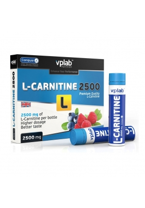 L-Carnitine 2500 мг 7 амп (VP Laboratory)