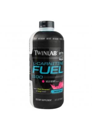 L-Carnitine Fuel 1100 16 oz 473 мл (Twinlab)