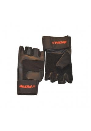 Перчатки черные (PitTop)