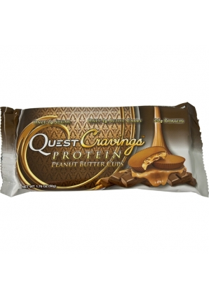 Cravings Peanut Butter Cups 1 шт 50 гр (Quest Nutrition)