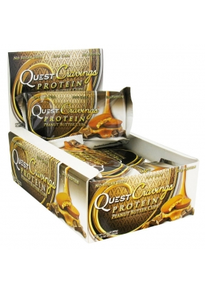 Cravings Peanut Butter Cups 12 шт 50 гр (Quest Nutrition)