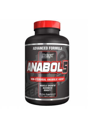 Anabol 5 120 капс. (Nutrex)