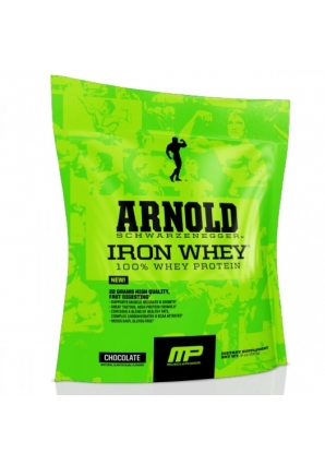 Arnold Iron Whey 227 гр (MusclePharm)
