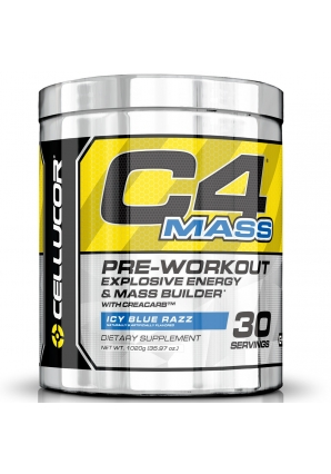 C4 Mass PRE-WORKOUT 1020 гр (Cellucor)