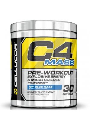 C4 Mass PRE-WORKOUT 1020 гр (Cellucor)