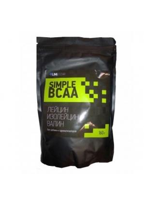 Simple BCAA 2:1:1 160 гр (R-Line Sport Nutrition)