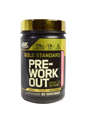 Gold Standard Pre-Workout 600 гр (Optimum Nutrition)