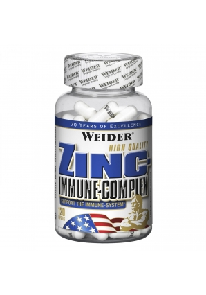 Zinc Immune-Complex 120 капс (Weider)