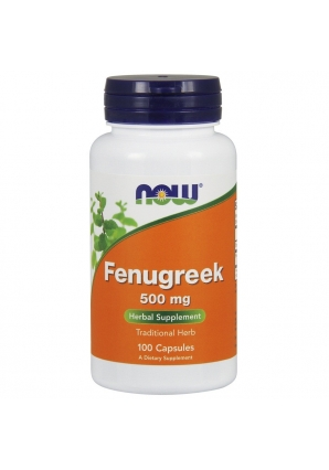 Fenugreek 500 мг 100 капс (NOW)