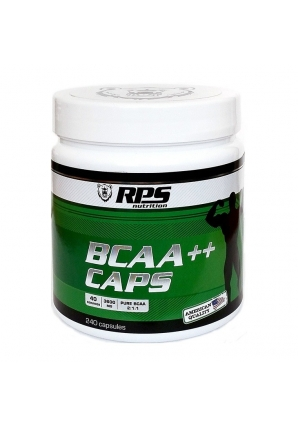 BCAA++ 2:1:1 240 капс (RPS)