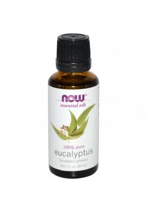 Eucalyptus Oil 30 мл - 1 oz (NOW)