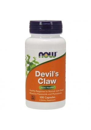 Devil's Claw Root 500 мг 100 капс (NOW)