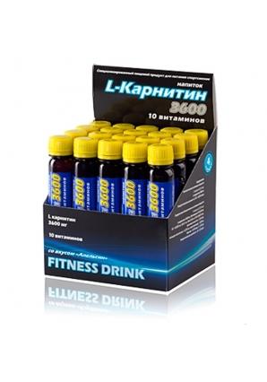 L-Карнитин 3600 20 амп (Спортивные технологии)