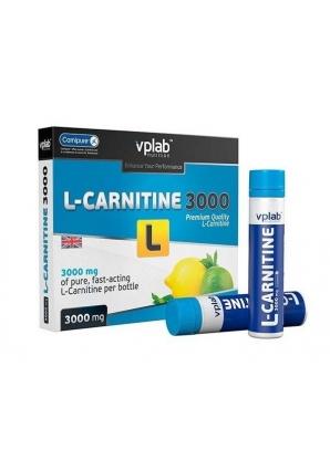 L-Carnitine 3000 мг 7 амп (VPLab)