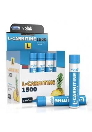 L-Carnitine 1500 мг 20 амп (VPLab)