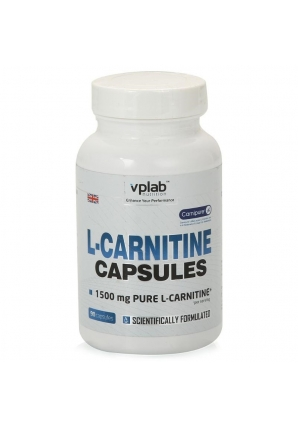 L-Carnitine 90 капс (VPLab)