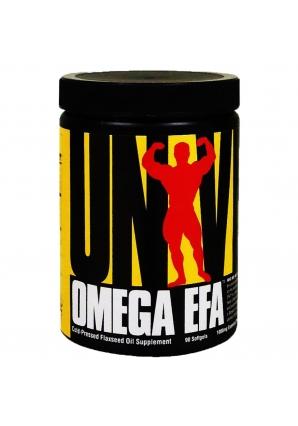 Omega EFA 90 капс (Universal Nutrition)